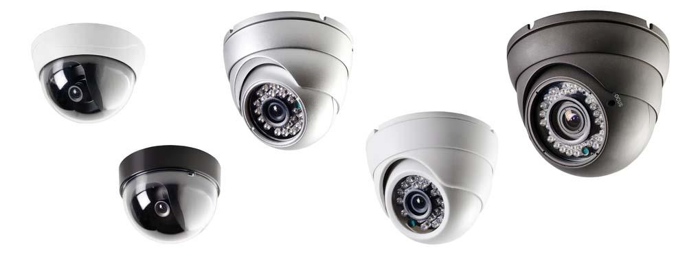 CCTV Dome